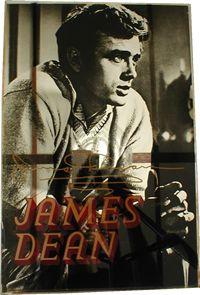 ジェームスディーン 鏡